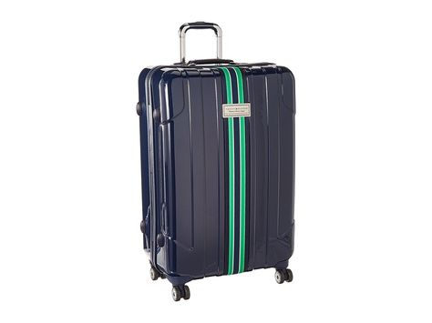 Tommy Hilfiger Tommy Hilfiger Santa Monica 28 Upright Suitcase Navy Luggage Tommyhilfiger Bags Travel Bags Sui Tommy Hilfiger Tommy Hilfiger
