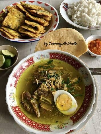Resep Soto Sulung : resep, sulung, Resep, Sulung, Cooking, Sheila, Memasak,, Masakan, Asia,, Indonesia