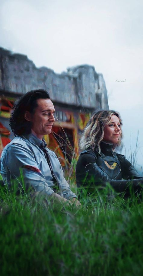 Loki & Sylvie