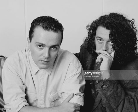 582de5d987 Curt Smith (left) and Roland Orzabal of pop duo Tears For Fears