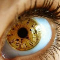 #cool #steampunk contact lenses