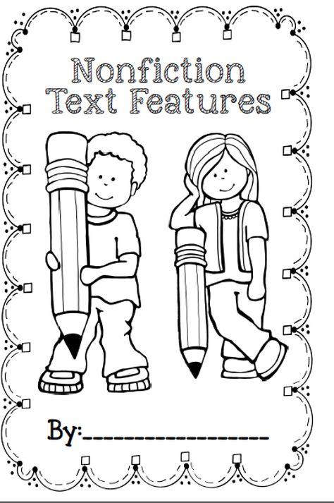 26 Best Kindergarten Nonfiction Text Features images