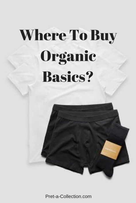 personal life: A brand called OrganicBasics to help allow you to live more sustainably by wearing organic clothing.