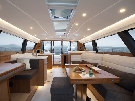 19 best Boat Interior images on Pinterest Boats, Boating and - küche aus paletten