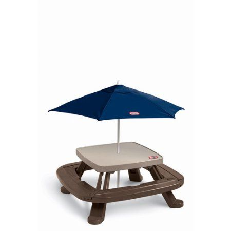 Toys Picnic Table With Umbrella Little Tikes Picnic Table Kids