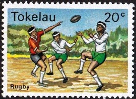 Pin By Radu Claudiu On Deportes Stamps Tokelau Rugby Stamp