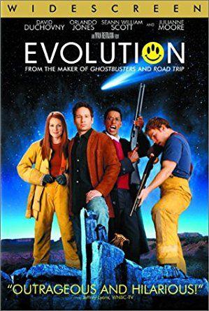 Evolution Pg 13 Funny Movies English Movies Comedy Movies
