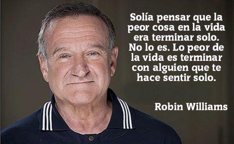 Dep Robin Williams Citas De Robin Williams Robin