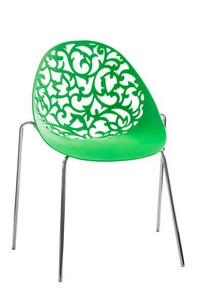 Dieser Stapelstuhl Verleiht Jedem Raum Einen Exklusiven Look Der Komfortable Besucherstuhl Besticht Nicht Nur Durch Hervorr Mit Bildern Stuhle Besucherstuhle Stapelstuhle