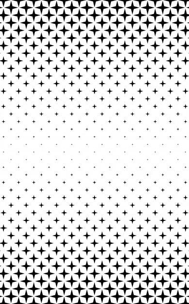 1000 Free Vector Graphics Black And White Star Pattern