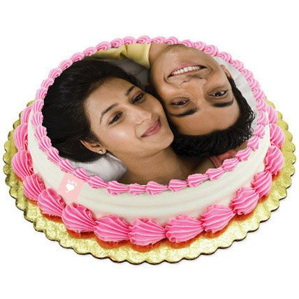 Swell Send Cakes To Aligarh Photo Print Cake Online Cake Delivery Funny Birthday Cards Online Hendilapandamsfinfo