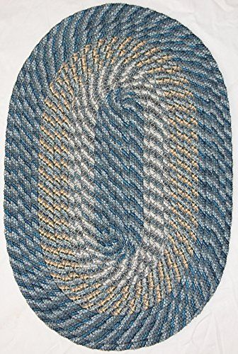 Plymouth Braided Rug In Colonial Royal Blue 8 Round Hallway Carpet Runners Rugs Carpet Runner