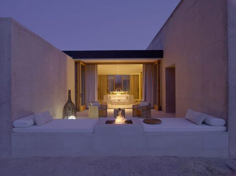 Amangiri Resort Canyon Point Utah I Studio Marwan AlSayed - Amazing hotel located desert looks like ultimate escape