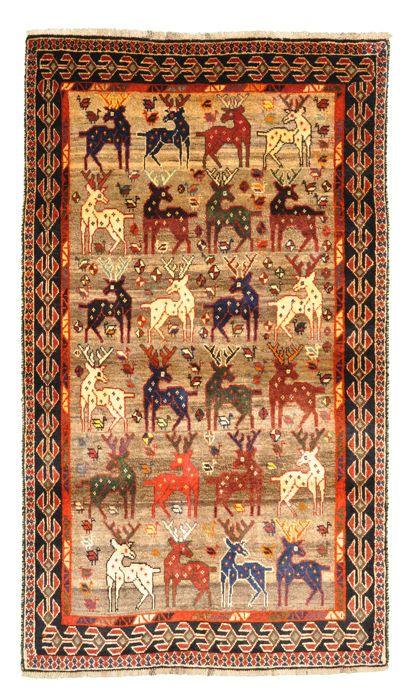 Old Gabbeh Collector S Piece Approx 189 X 111 Cm Iran Carpet Handmade Gabbeh Rugs On Carpet