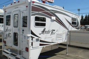 2019 Northwood Arctic Fox Campers 865 In Truck Campers On Rv And