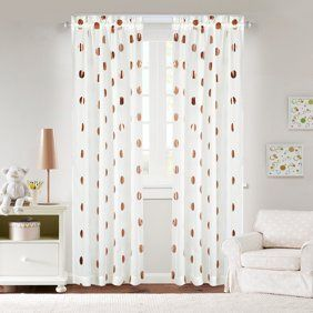 e11c4fb7320f3bc5d2244444d274ba60 - Better Homes & Gardens Metallic Foil Trellis Curtain Panel