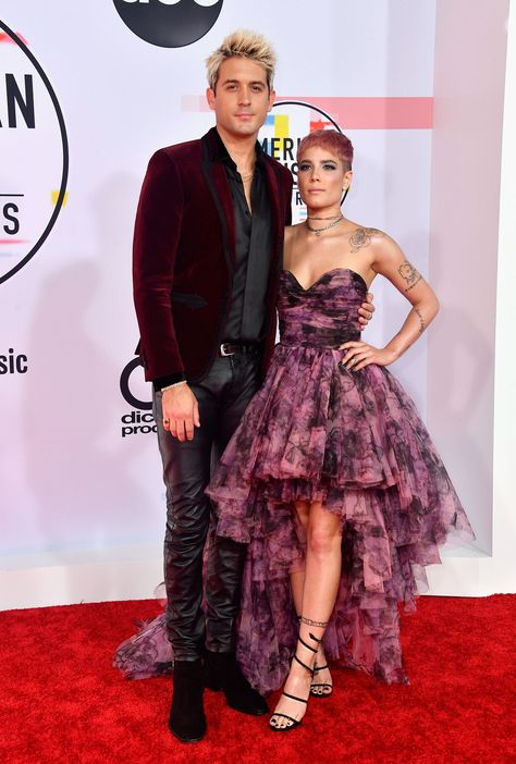 G-Eazy and Halsey Just Walked the Red Carpet for the First Time Since Their Breakup
