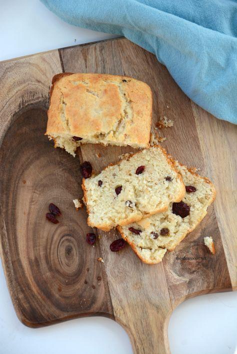 Oatmeal Cranberry Quick Bread Cranberry Quick Bread Quick