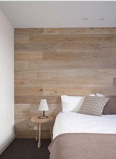 Les différents types de lambris | Mur de chambre, Lambris bois et ...