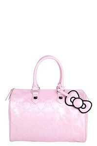 6c71435e3 Loungefly - Hello Kitty Pink Embossed City Bag | Handbags Hello Kitty Purse,  Hello Kitty