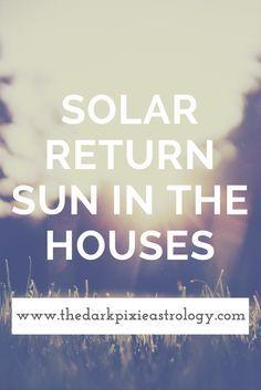 Pin By Lauren On Astrology Solar Return Learn Astrology Numerology Horoscope