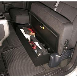 Tuffy Under Rear Seat Lockbox For F 150 X Cab Sku 285 Chevy