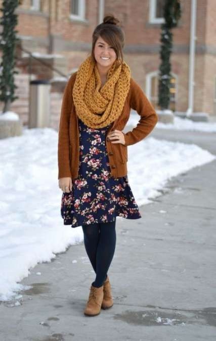 34 New Ideas Skirt Outfits For Winter Modest #fashion #style