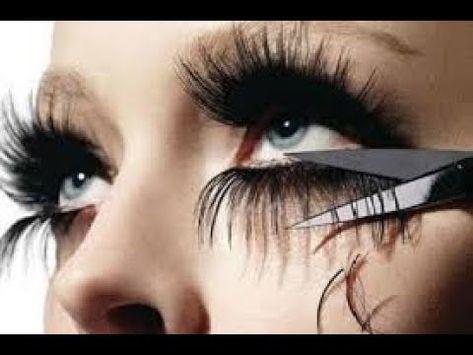 وصفة سحرية لتطويل الرموش في يومين بسرعة البرق وصفة زيت الزيتون لتطويل الرموش في ايام Youtube Artistry Makeup True Makeup Halloween Face Makeup