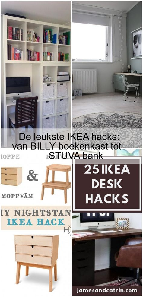 Die Schonsten Ikea Hacks Vom Billy Bucherregal Bis Zum Stuva Sofa Billybucherregal Bis Billy Bucherregal Ikea Hacks Ikea