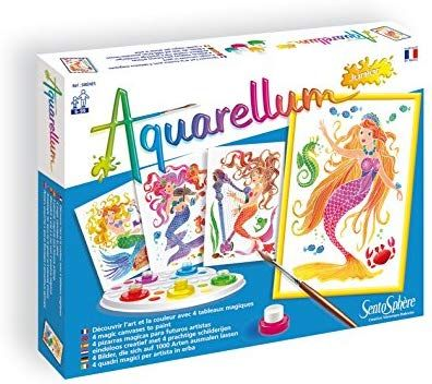 Amazon Com Sentosphere Aquarellum Junior Meerjungfrau Toys