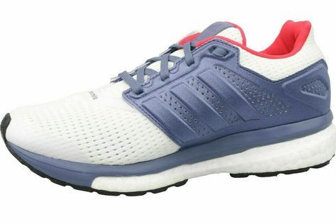 Adidas Supernova Womens Glide 8 Boost Running Shoes Trainers