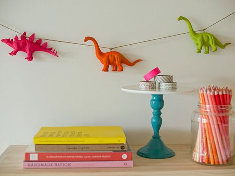 Une guirlande neon pour les petits