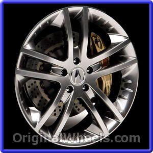 Best Acura Factory Wheels OEM Rims Images On Pinterest In - Acura oem wheels