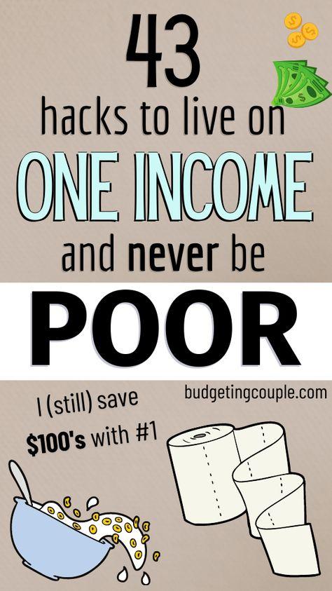 Frugal Living Tips, Frugal Tips, Financial Literacy, Financial Tips, Money Tips, Money Saving Tips, Way To Make Money, Get Money, Budgeting Finances