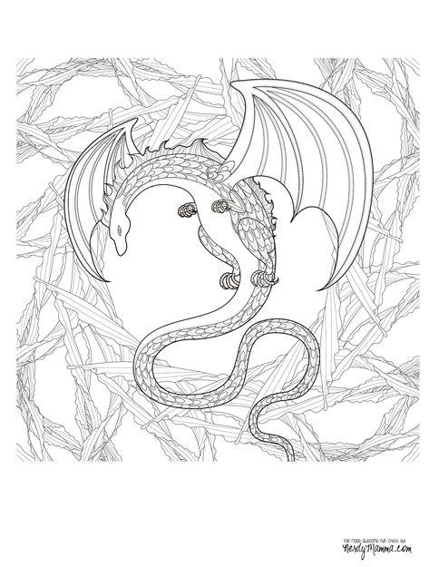 Einzigartig Malvorlagen Din A4 Dragon coloring page