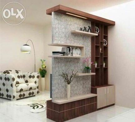 Best Living Room Wood Wall Decor Bookshelves 44 Ideas Modern Room Divider Room Partition Designs Living Room Partition Design