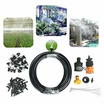 50 Ft Mister Diy Misting Outdoor Cooling System Patio Garden