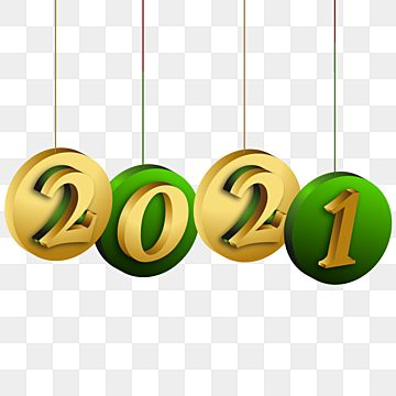 Typography Text 2021 Vector Element Hanging Multi Colored Illustration Happy Png And Vector With Transparent Background For Free Download Happy New Year Text Typography Free Vector Graphics