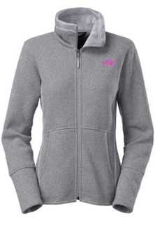 b2230fd6e7d5 The North Face Women s Timber Full Zip Fleece Jacket (£76) ❤ liked ...