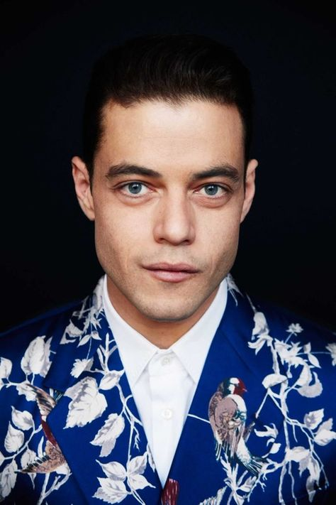 Rami Malek photograph by Erik Madigan