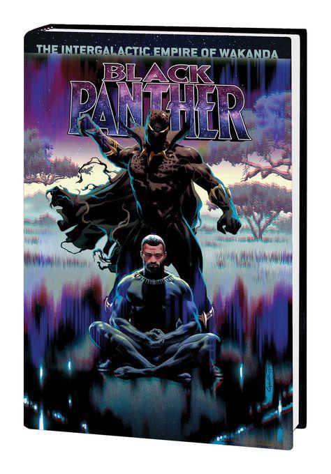 Black Panther Hc Vol 04 Intergalactic Empire Wakanda Pt Two