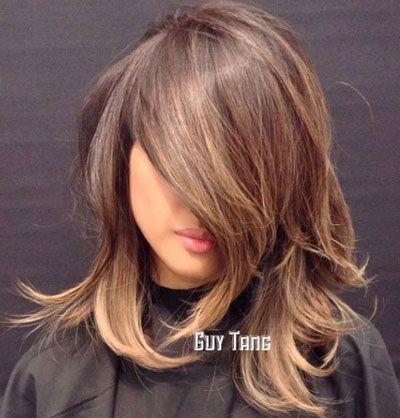 50 Medium Shoulder Length Hairstyles For Fine Thin Hair Ms Full Hair Hair Styles Short Hair Styles Medium Hair Styles