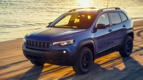 2019 Jeep Cherokee Trailhawk Review Towing Capacity With Images