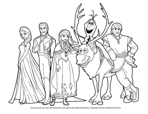 Elsa Anna Coloring Page And Free Coloring Pages Frozen Coloring Page