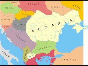 Romania Cea Mare Youtube Istorie Universală Romani Istorie