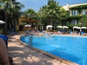 Our Hotel Caesar S Palace At Giardini Naxos Near Taormina