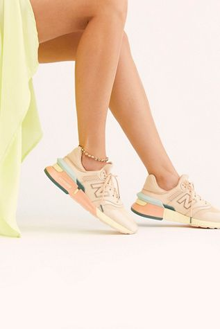 New Balance 997 Sport Trainer | Casual shoes women, Women ...