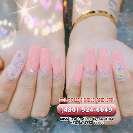 Gel Polish Nails And Spa Nail Salon Mesa Az 85206 Gel Nail Polish Nail Spa Gel Polish