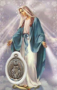 @solitalo Hoy es el día de La Madre María en su Advocación o Aspecto de Nuestra Señora de La Medalla Milagrosa. Podemos prepararnos con el Código Sagrado 1212 y visitar su Retiro Etérico, con la ab...