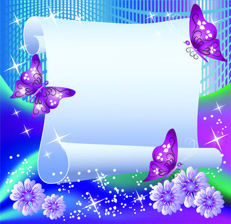 Flower with paper dream background vector 04 paper flower background vector background